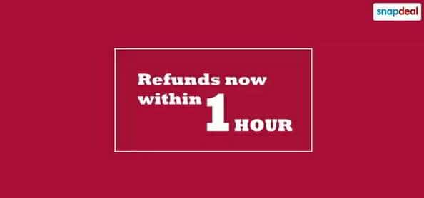 Snapdeal refund
