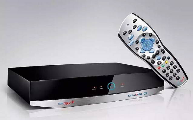Tata Sky plus Transfer STB