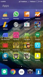 Microsoft Arrow launcher review apps