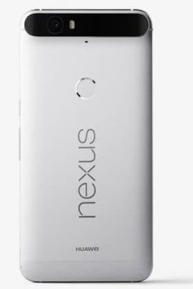 Google Nexus 6P back side