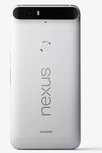 Google Nexus 6P back side