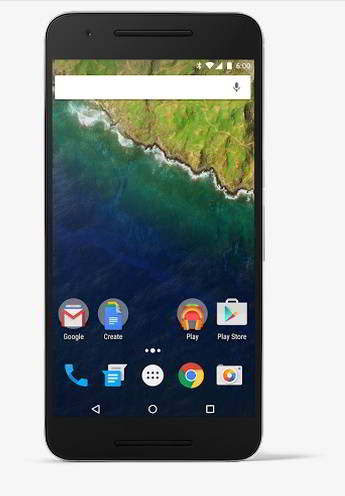 Google Nexus 6P price in India and features