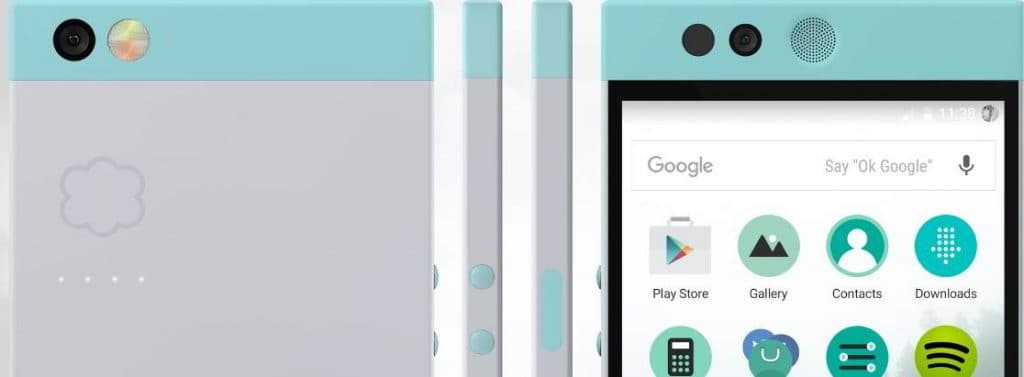 Nextbit Robin cloud technology based phone