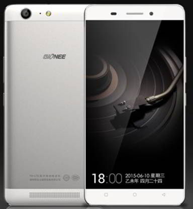 Gionee Marathon M5 phone with good battery backup