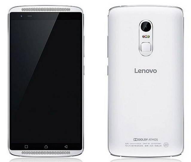 Lenovo Vibe X3 with 3GB RAM and Snapdragon