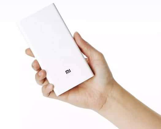 Xiaomi 20000 mAh powerbank price