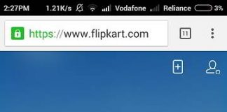 flipkart mobile website