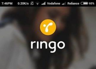 ringo registeration