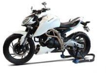 TVS Draken X21 Apache 200