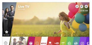 lg webos 3 smart tv ces 2016