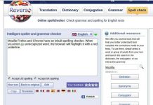 reverso : free grammar check