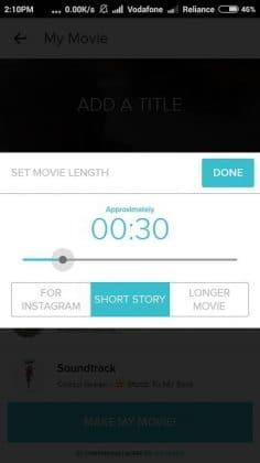 create short story videos