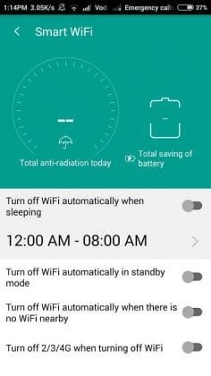 smart wifi battery saver