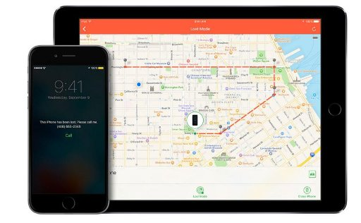 finding a lost phone without tracking app
