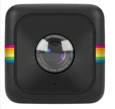 polaroid cube action camera with wifi full HD