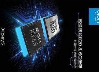 Vivo Xplay 5 6GB RAM mobile