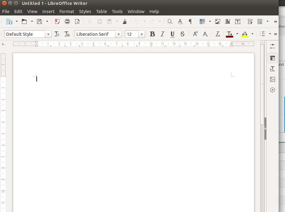 libre office writer download latest version 5.1