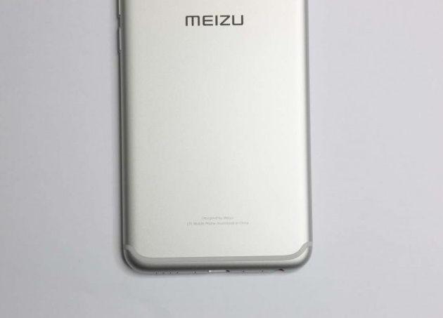 Meizu Pro 6 back