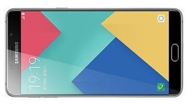 Samsung Galaxy A9 Pro black