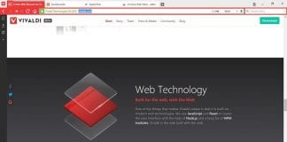 Vivaldi browser download