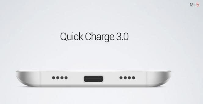 Xiaomi Mi5 qc