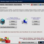 Tweaking Windows Repair Tool : Freeware to Fix PC problems