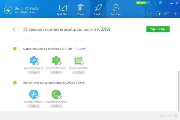 baidu pc faster speed up your pc