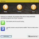 Unchecky review : Avoid installation of unwanted programs on PC