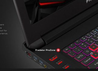 acer predator 17 15 price in India