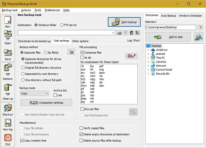 Best Windows Backup Software Programs - strongwindhill