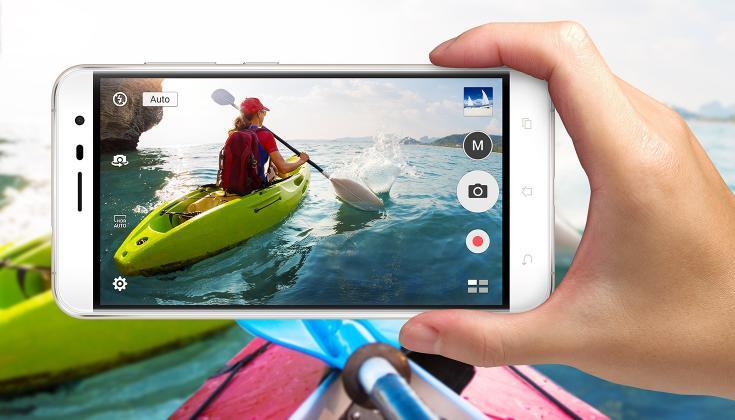 Asus Zenfone 3 camera