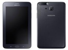 Samsung Galaxy Tab IRIS Aadhar verification