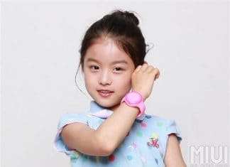 Xiaomi gps smartwatch for kids