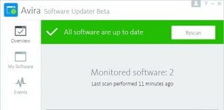 Avira Software Updater download