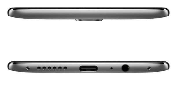 OnePlus 3 thickness