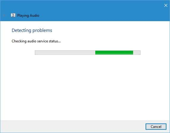 Windows audio troubleshooter : fix no sound on computer problem
