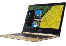 Acer Swift 7 7th Gen Windows 10 notebook