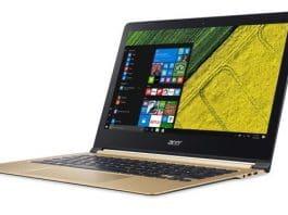 Acer Swift 7 7th Gen Windows 10 notebook
