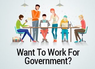 mygovt : contract job Indian government
