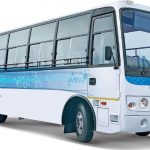 Ashok Leyland Electric Bus drives 120KM on single charge Price 1.5 Cr Rs