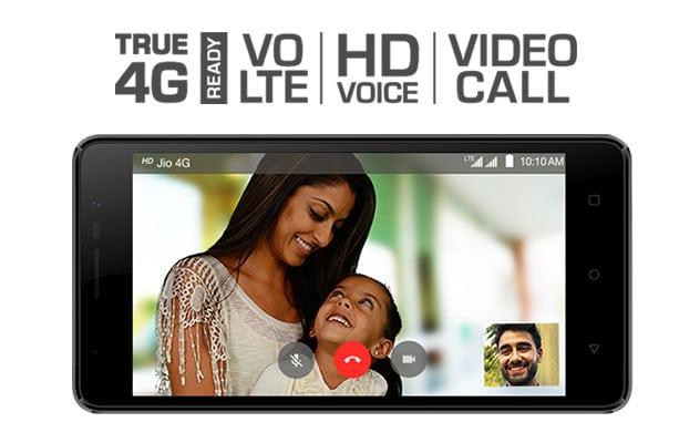 Reliance jio lyf wind 4s 4G phone under 8000 Rs