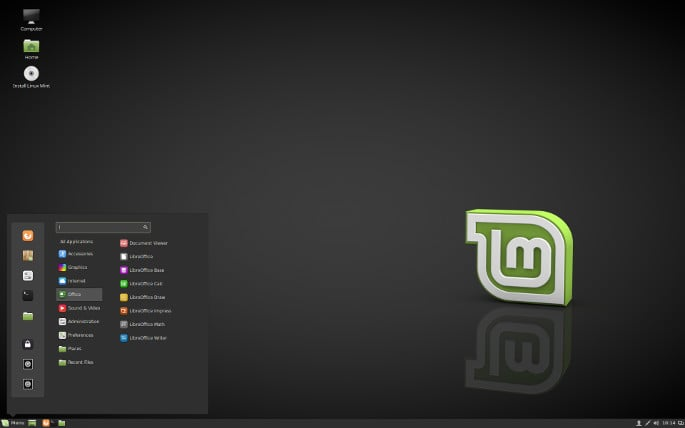 linux mint 18 vs Windows 10