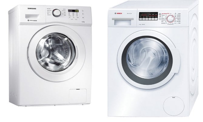 best washing machine brand