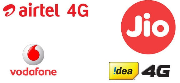 best cheapest 4g plans in India