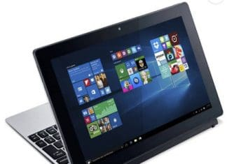 acer one 10 2-in-1 laptop India price