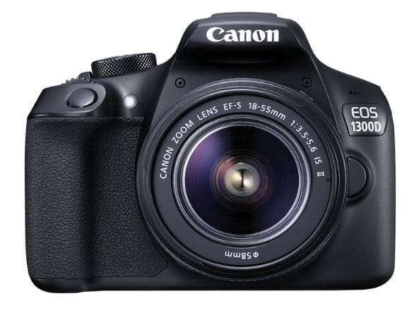 canon eos 1300d best DSLR under 25000 Rs in India 2017