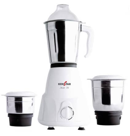 kenstar kma50w3s-dbb - best mixer grinders under 5000 Rs