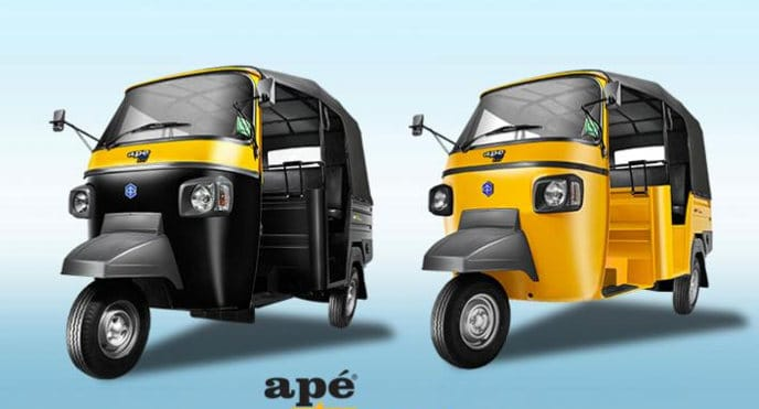 mahindra ace city auto rickshaw price