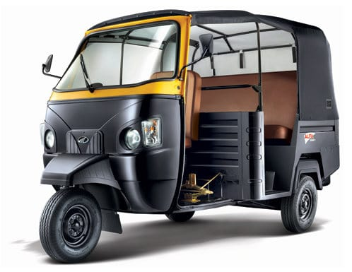 mahindra alfa auto rickshaw price in India