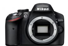 nikon d3200 - best DSLR below 25000 INR